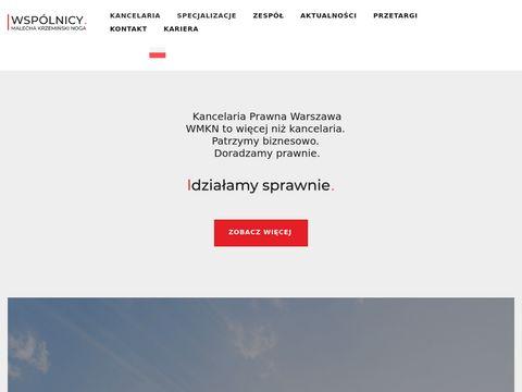 Wmkn.pl upadłość przedsiębiorcy
