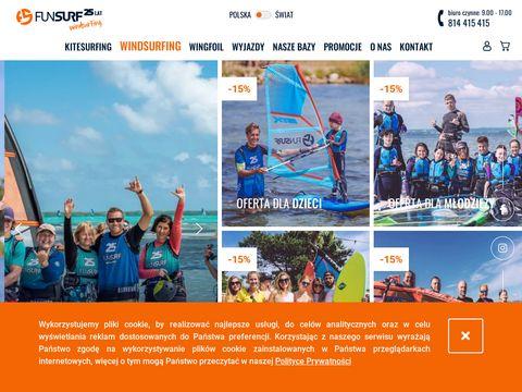 Windsurfing.com.pl szkoła kitesurfingu