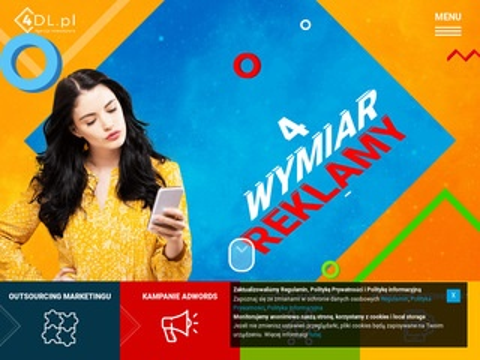 4dl.pl agencja reklamowa Warszawa