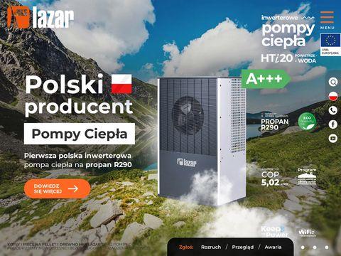 Hkslazar.pl pompy ciepła