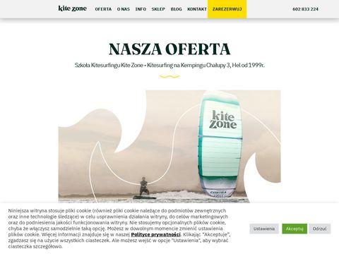 Kitesurf.pl nauka