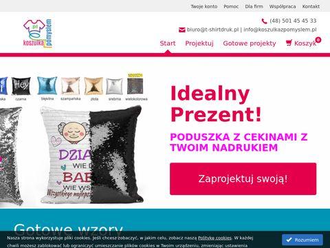 Koszulkazpomyslem.pl