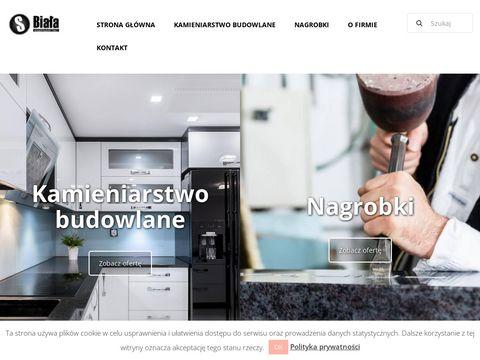 Kamieniegranitowe.pl Kamieniarstwo Biała