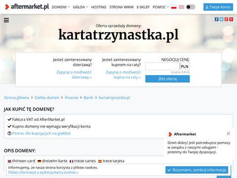 Kartatrzynastka.pl pożyczki i chwilówki