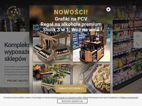 Keulen.com.pl producent regałów sklepowych