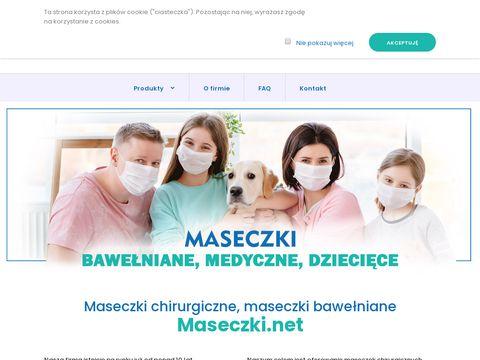 Maseczki.net sklep online