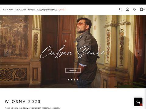 Lavard.pl internetowy sklep z modą męską