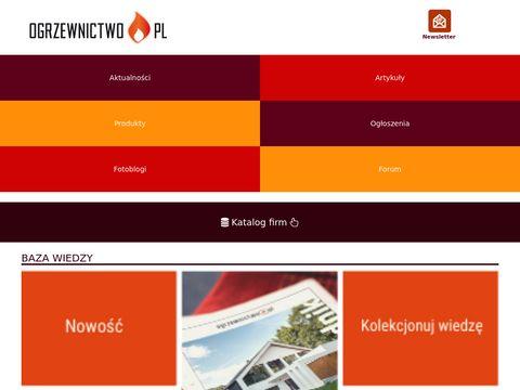 Ogrzewnictwo.pl portal o ogrzewaniu domu