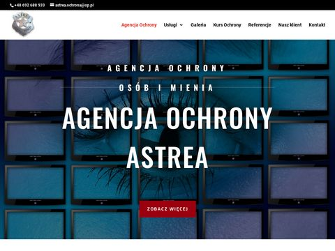 Astrea agencja ochrony osób i mienia