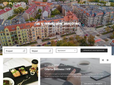 Apartamenty-platinum.pl Szczecin
