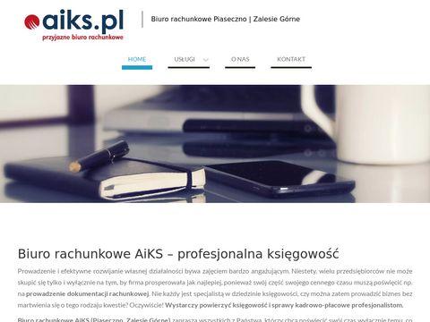 Aiks.pl - biuro księgowe Piaseczno