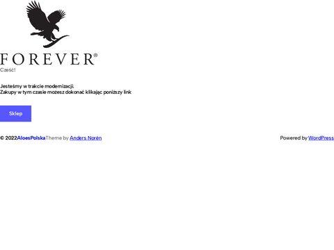 Aloespolska.com Forever Living