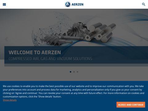 Aerzen.com Delta Hybrid sprężarki rotacyjne