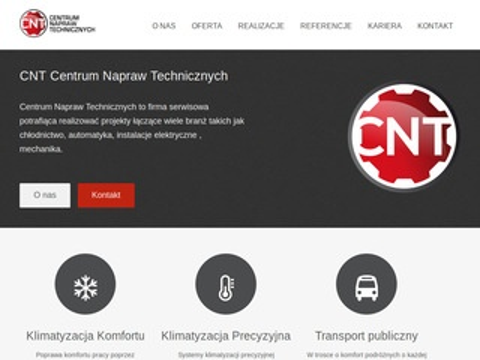 CNT Gdańsk chłodnictwo
