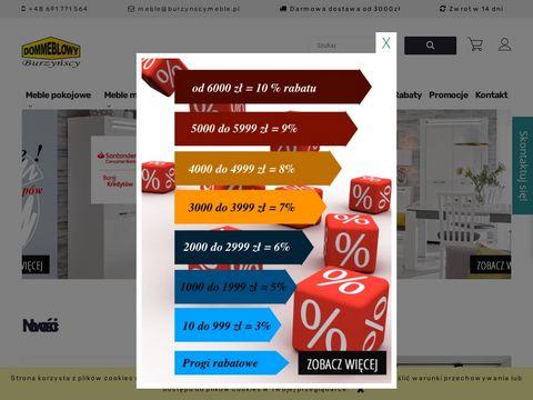 Burzynscymeble.pl sklep internetowy