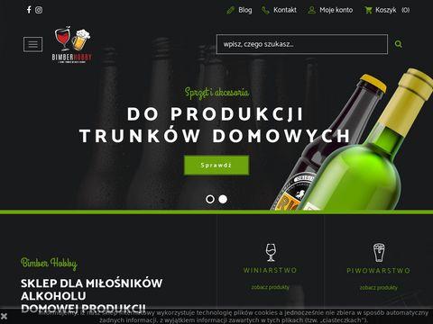 Bimberhobby.pl alkoholomierz do wina