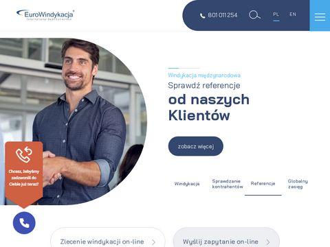 Eurowindykacja.pl firma windykacyjna