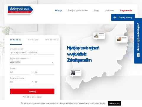 Dobryadres.pl lokale na wynajem