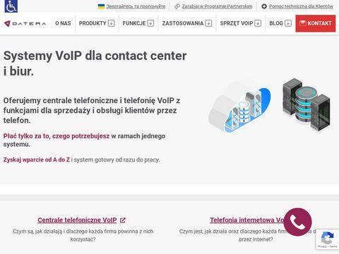 Datera.pl IVR