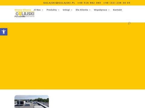 Gulajski.pl - oddymianie i oświetlenie