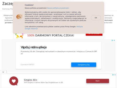 Zaczepka.net ogłoszenia randkowe