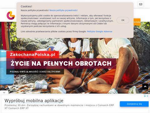 Zakochanapolska.pl darmowe randki