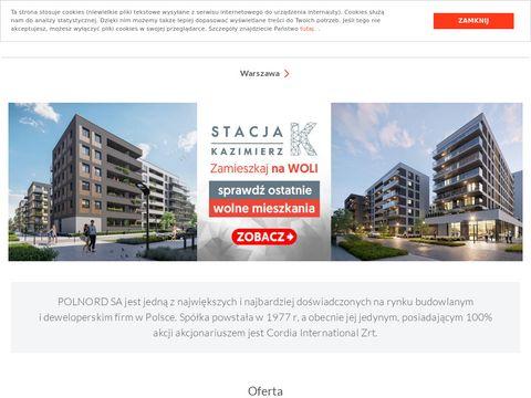 Polnord.pl nieruchomości na sprzedaż Łódź