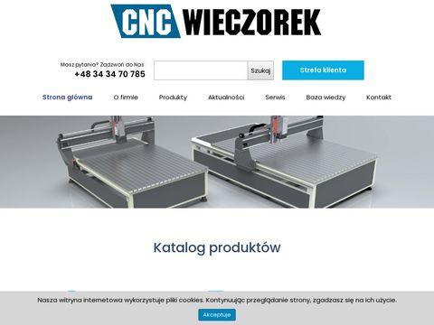 Ploteryfrezujace.com CNC Wieczorek