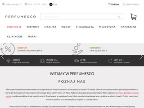Perfumesco.pl perfumeria online