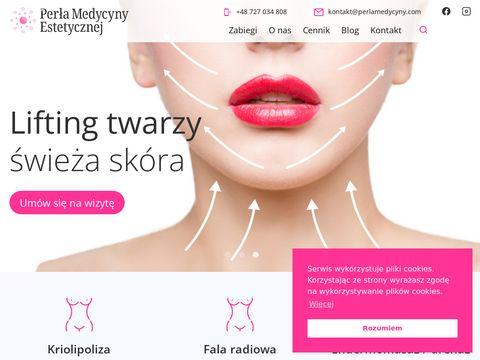 Perlamedycyny.com likwidacja przebarwień
