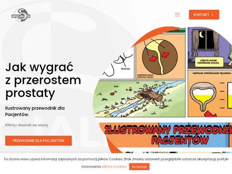 Szpitalspecjalista.pl operacja laserowa