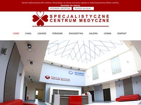 Specjalistycznecentrummedyczne.pl