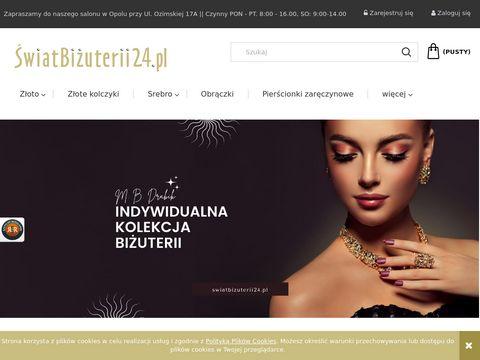 Swiatbizuterii24.pl sklep jubilerski