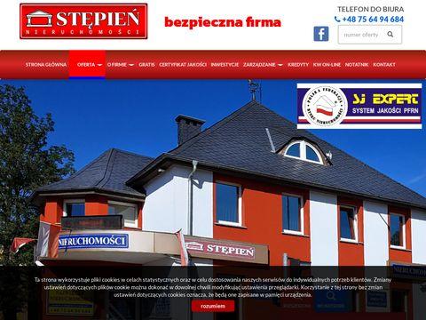 Stepien.nieruchomosci.pl inwestycje