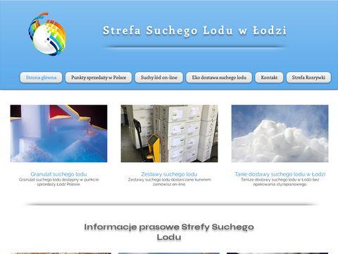 Strefasuchegolodu.net lód na weekend