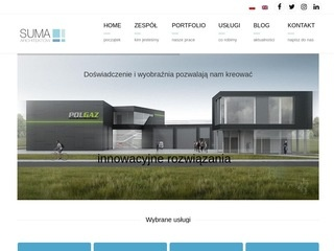 Sumaarchitektow.pl architekci Kraków