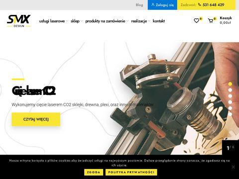 Smx.com.pl grawerowanie sklejki