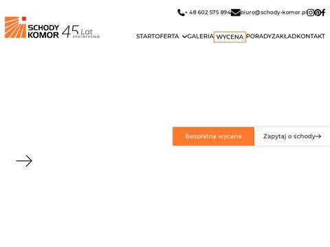 Schody-komor.pl - Śląsk