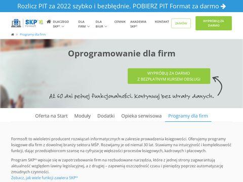 Samozatrudnienie.pl Firma jednoosobowa