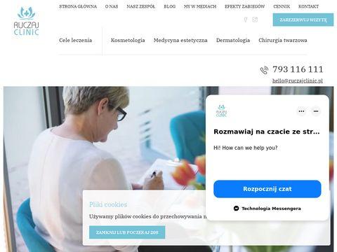 Ruczajclinic.pl gabinet medycyny estetycznej