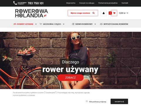 Rowerowaholandia.pl