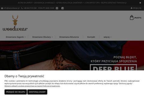 Woodwear.pl drewniane zegarki