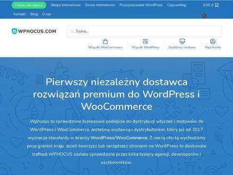 Wphocus.com pluginy woocommerce