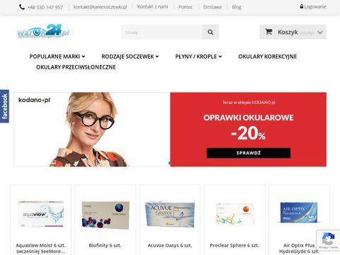 Wzrok24.pl płyn do soczewek