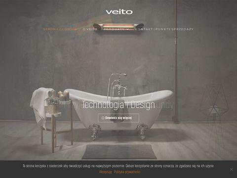 Veito.com.pl promienniki z włókna węglowego