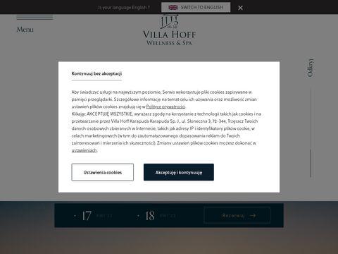 Villahoff.pl wczasy nad morzem z dziećmi
