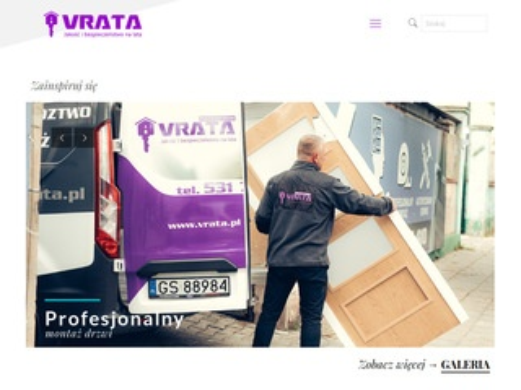 Vrata.pl montaż drzwi Łódź