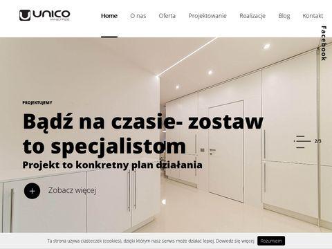 Unicownetrze.pl aranżacja wnętrzZamość