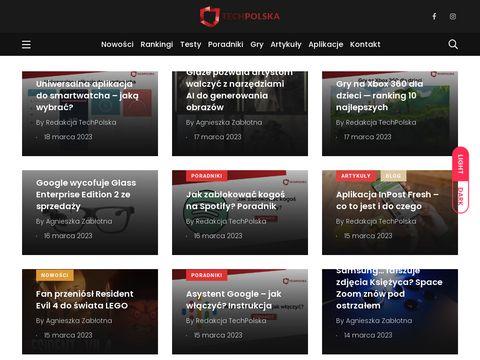 Techpolska.pl nowiny technologiczne