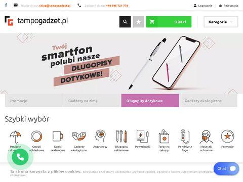 Tampogadzet.pl powerbanki reklamowe